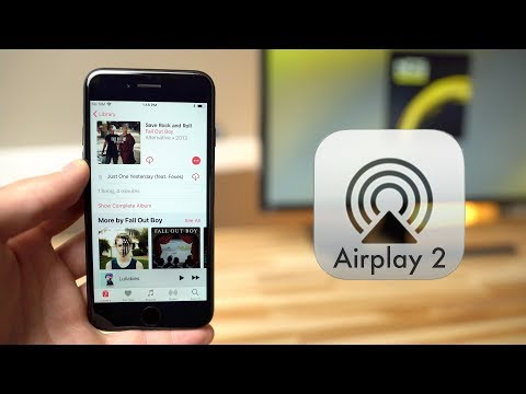 Inside iOS 11: AirPlay 2 brings speaker support to HomeKit