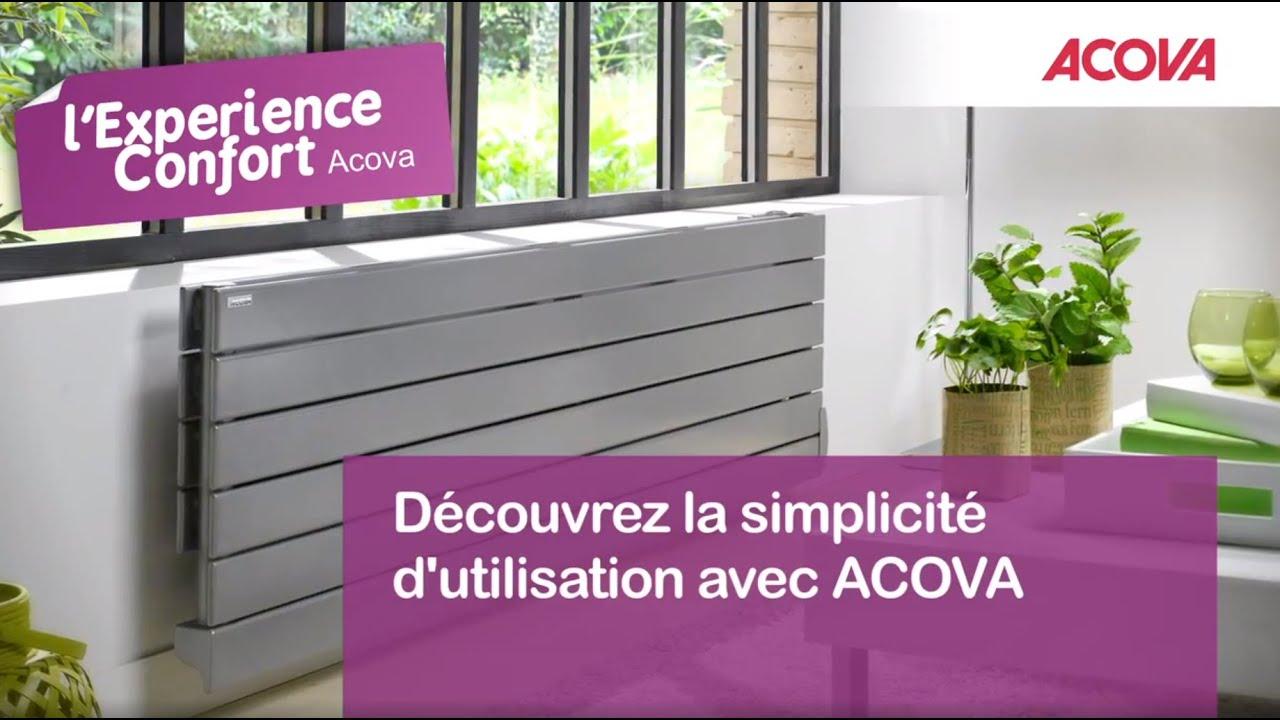 Radiateur acova mode d emploi radiateur acova mode d for Acova soya