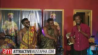 bisa kdei kumi guitar and akwaboah perform bie wueni