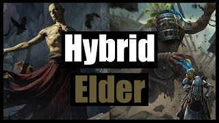 gwent hybrid elder deathwish deck