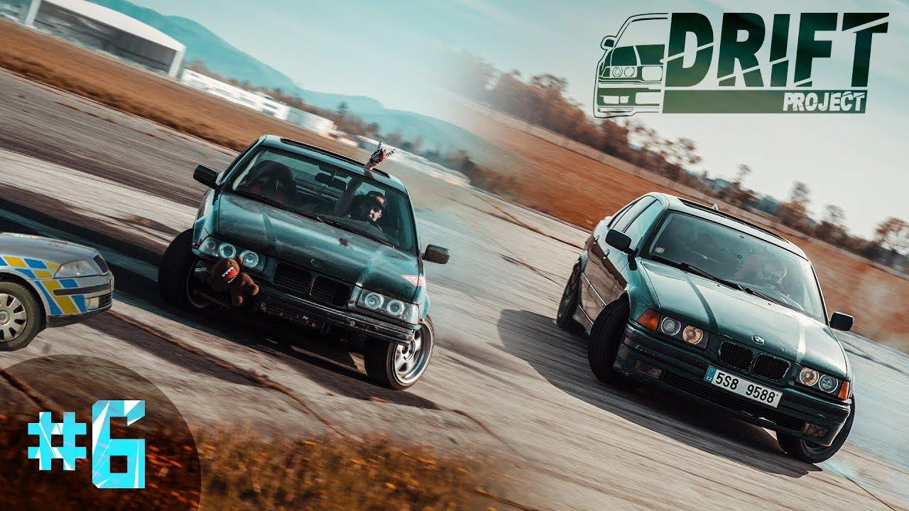 Drift Project #6 | Poprvé na asfaltu!