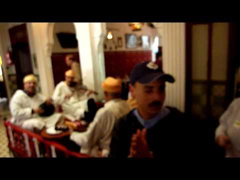 Tanger 2010 - at a tourist restaurant.MOV