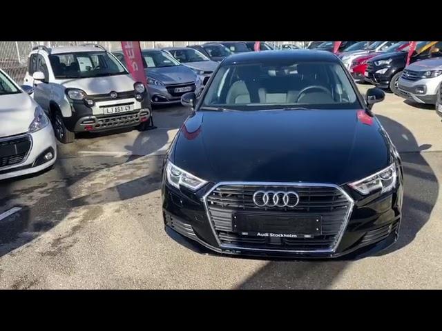 ♥️Présentations Audi A3 Sportback 1.0 TFSI 115 de 2016 et 59900KMS VO29687PR‼️