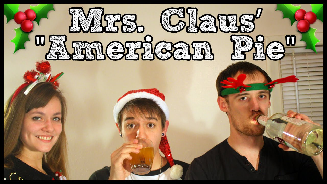 mrs claus 39 american pie youtube. Black Bedroom Furniture Sets. Home Design Ideas