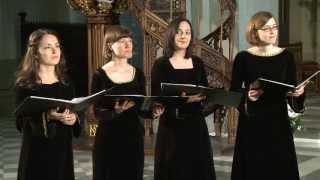 Gaudete - anonim, Piae Cantiones, 1582