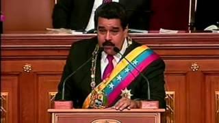 Autosuicidio de Nicolas Maduro