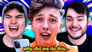 So, we played Morgz's new mobile game... (it's bad)