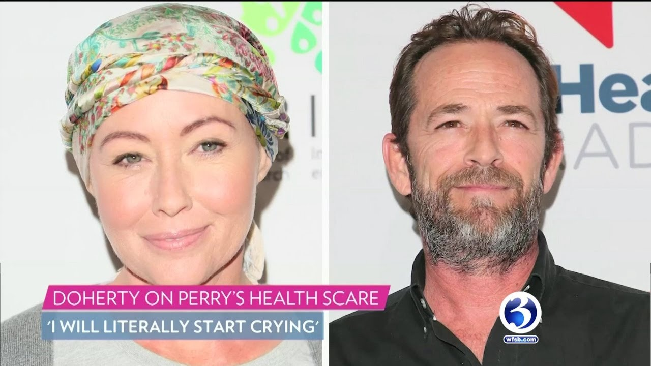 People Now: Shannon Doherty speaks out about Luke Perry's stroke