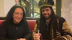 Ronnie James Dio Cousin 'David Feinstein' Interview-Bowl For Ronnie 2019- by Neil Turbin