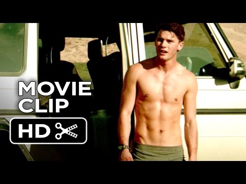 Beyond the Reach Movie   Truck 2015  Michael Douglas, Jeremy Irvine Thriller HD