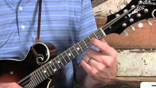 How to Play Mandolin Rhythm Chop Part 1