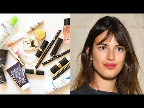 Jeanne Damas Makeup Bag | Chic French Beauty and Skincare