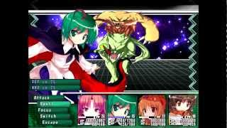 Touhou Labyrinth: Team Fast Levelers vs Tam