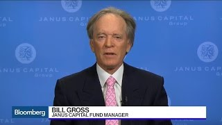 Bill Gross Sees Fed Moving Once Every 9-12 Months