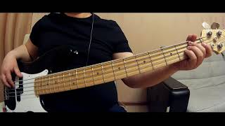hillsong worship - valentine - bass cover