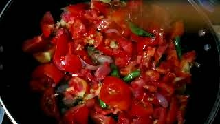 Tomato rice tasty yammy recipe 😃😃