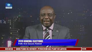 We Have Released The Final List For Presidential, NASS Elections - INEC Pt.1 |Sunday Politics|