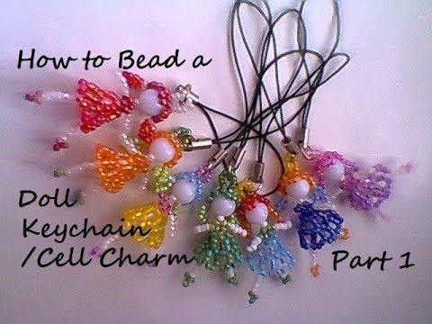 Beaded Turtle Charm Bracelet for 18 Inch Dolls