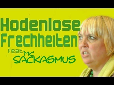 Der Grüne Salon 10 : Hodenlose Frechheiten - feat. DER SACKHÜPFER mit Sarire Sackasmus & Sacktieren