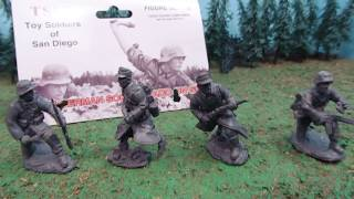 TSSD German Soldier add on set Figure set #27