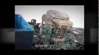 Micro moteur compteur 206 C5 806 Berlingo Evasion TT A4 aiguille compte-tour vitesse