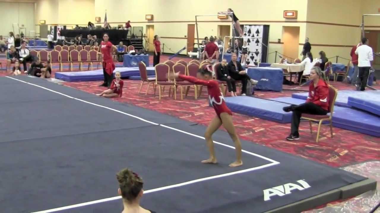 lady luck invitational gymnastics meet