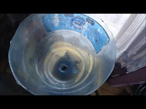 Как самому сделать зернодробилку из стиральной машины