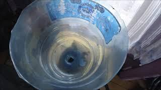 зернодробилка из двигателя стиральной машины автомат