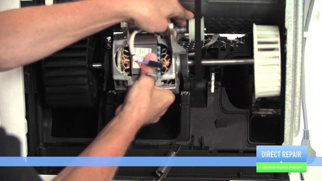 Sèche-linge Hotpoint tdc30ys Jockey Poulie roue et bras de montage