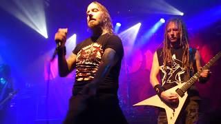 Devildriver - Sail (Awolnation cover), Live @ Backstage Munich 21.8.2018