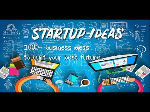 Start-Up Ideas Android App