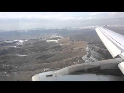 Lufthansa Airbus A321-200 (D-AIDP) Landing ~ Ankara Esenboga Airport