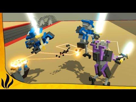 ON AFFRONTE DES ROBOTS EN COOP ! (Clone Drone in the Danger Zone)