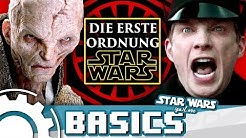 Alles über die Erste Ordnung [ Star Wars Basics ]