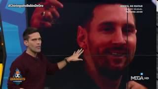 La EMOCIÓN de MESSI tras ganar su SEXTO BALÓN DE ORO
