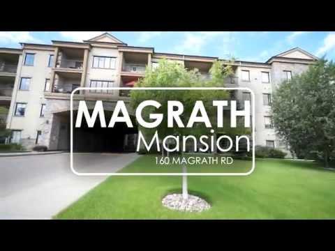 Edmonton Southwest Condo Magrath Mansion