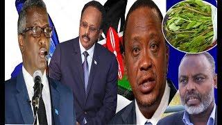 Wararkii ugu dambeeyay ee Sharuudihii Kenya, Kulankii Tarsan & Farmaajo, CC Shakuur & Jaadka