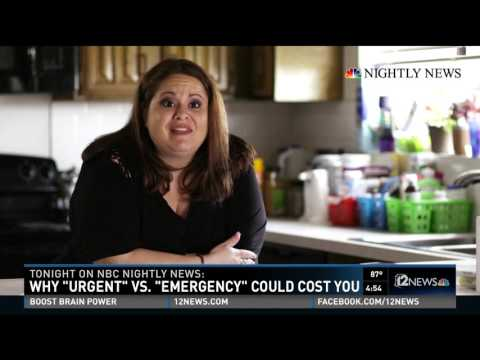 KPNX/ Phoenix: EMERGENCY MEDICAL CARE STICKER SHOCK. VOSOT