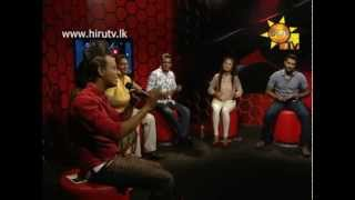 Hiru TV Copy Chat EP 150 | 2015-05-25
