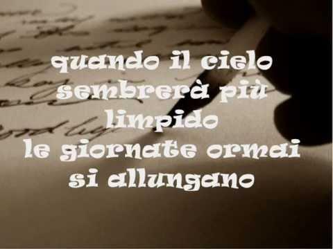 Laura Pausini - Scrivimi + Testo