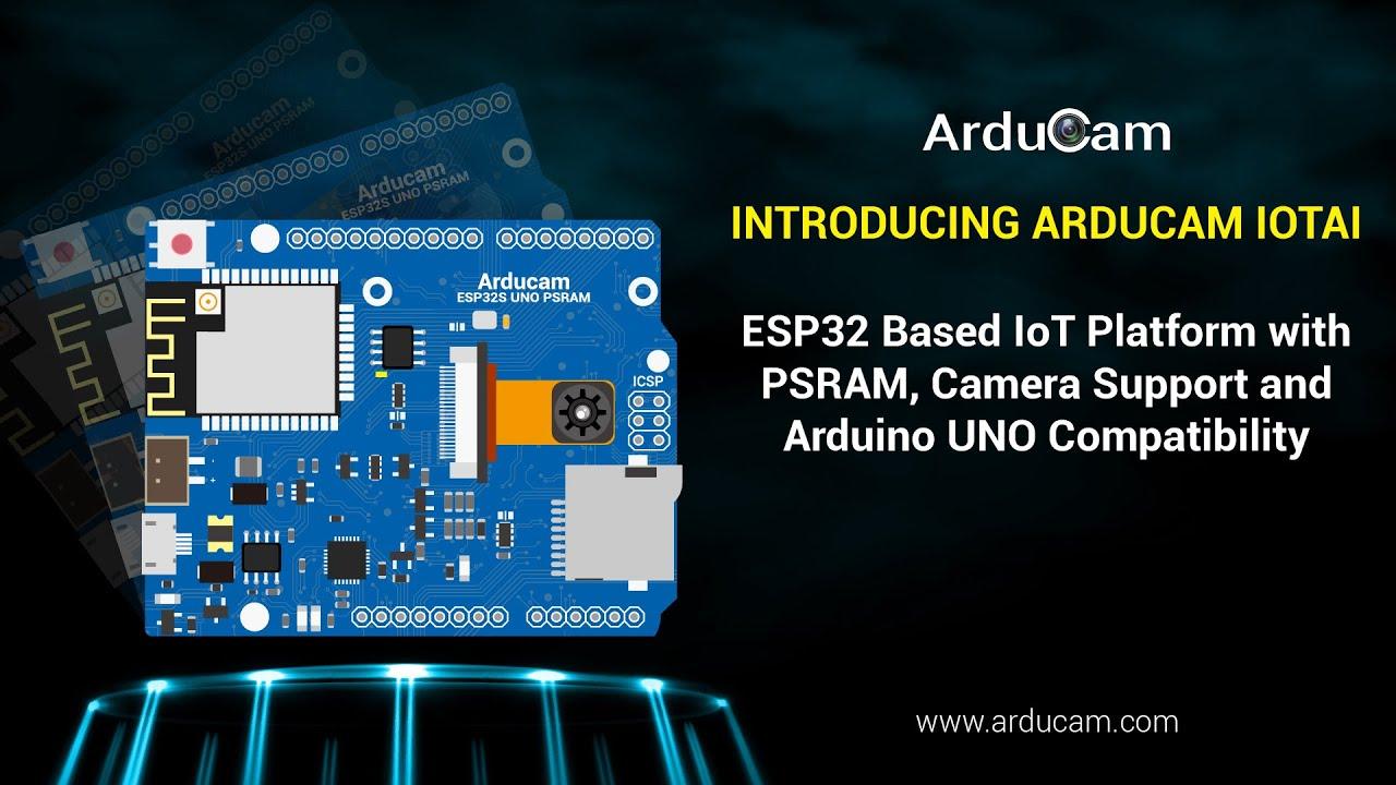Introducing Arducam IoTai - The Ultimate IoT (Internet of