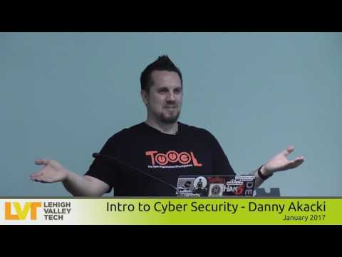 Meetup: Intro to Cyber Security [January 2017]