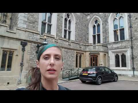 Post Tour thoughts at Windsor Castle