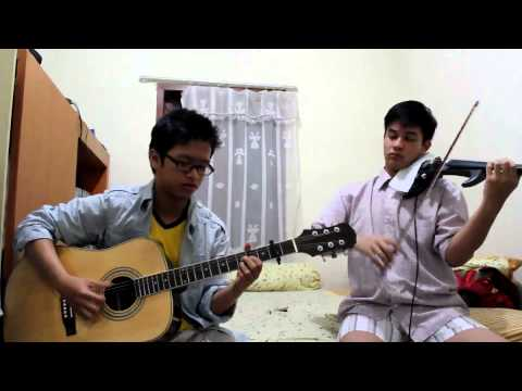 (Acoustic guitar & violin cover) Dilemma - Gilbert & Joshua