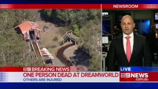 Download lagu 4 Killed at Dreamworld Australian Theme Park Gold Coast MP3