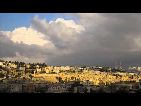 Hebron, Palestine time lapse