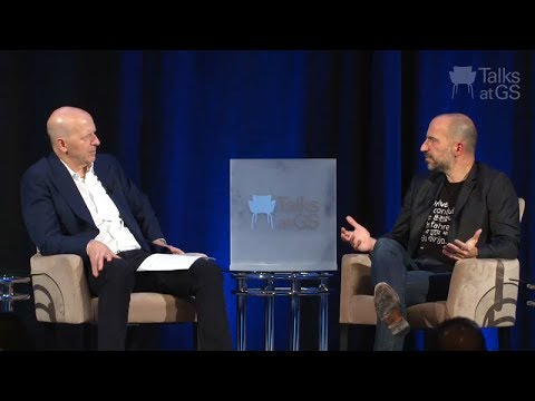 Talks at GS – Dara Khosrowshahi: Uber's Roadmap to the Future