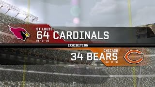 1964 St Louis Cardinals vs. 1934 Chicago Bears