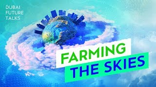 Edgar Bronfman Jr.: It's time to farm the skies