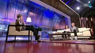Repeat youtube video Bereczki Zoltán és Szinetár Dóra az m1 DTK című műsorában